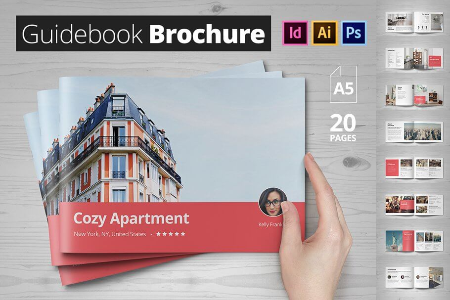 Guidebook Brochure