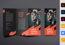 Gym Training Brochure Trifold (1)