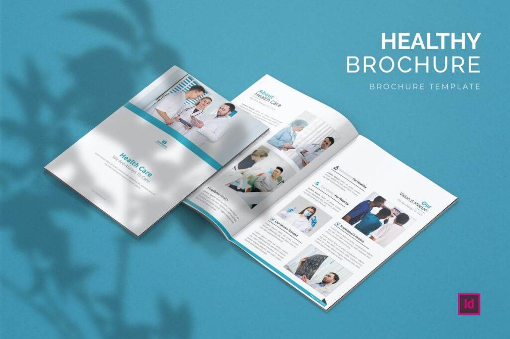 Health Care - Brochure Template