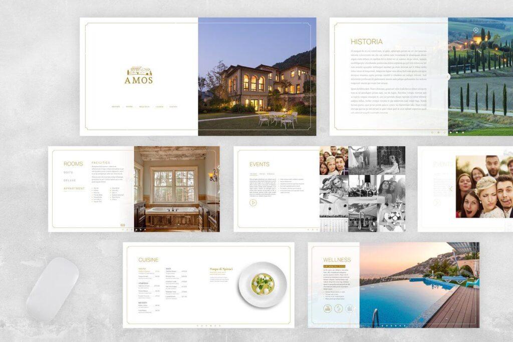 Indesign Publish Online Brochure