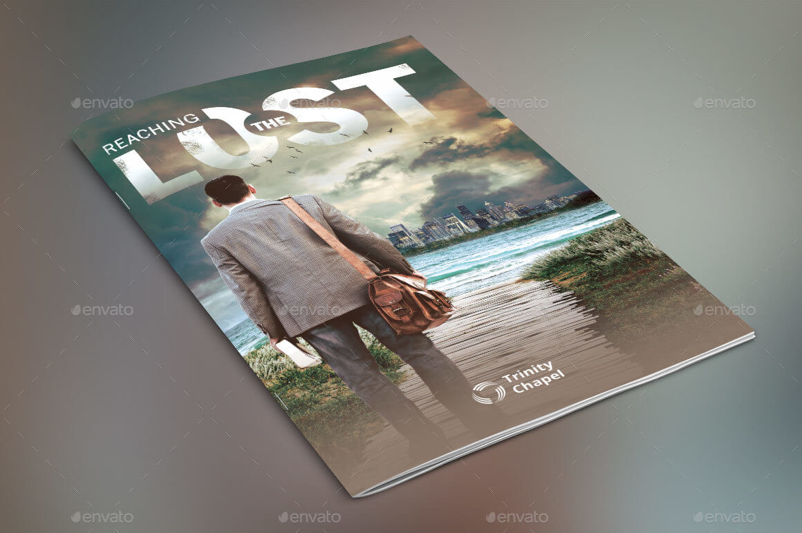Missions Conference Brochure Template (1)