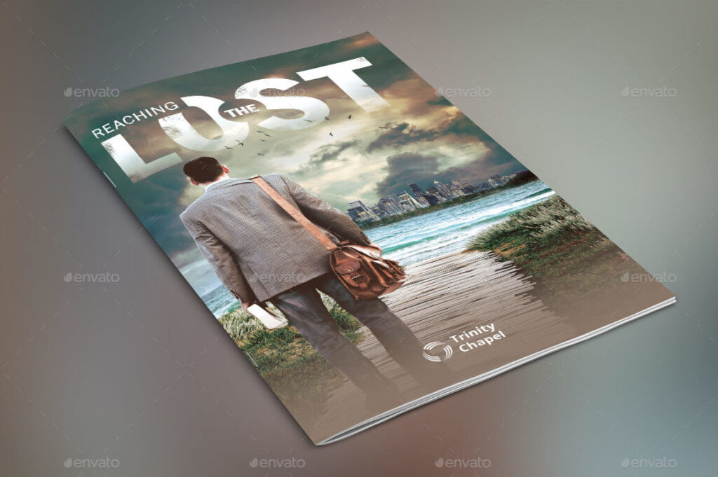 Missions Conference Brochure Template