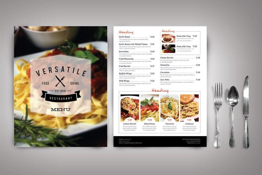 Modern Restaurant Menu (Versatile) (1)