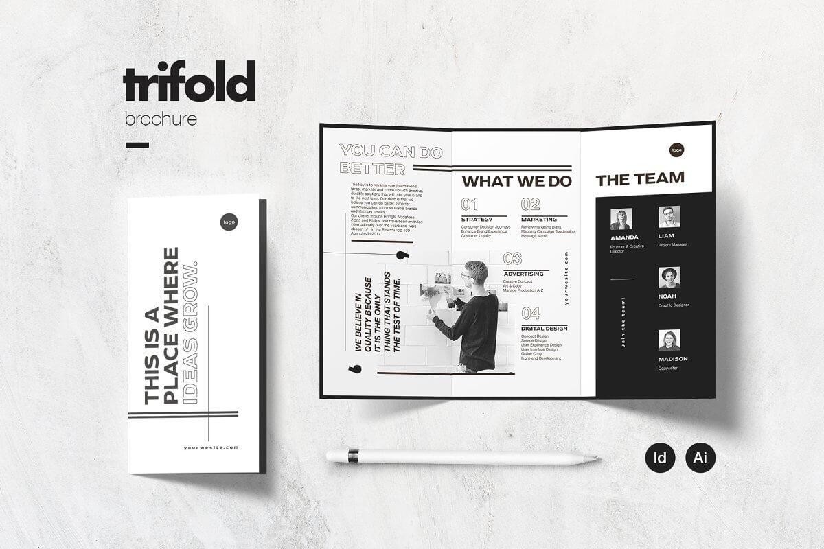 Multipurpose Trifold Brochure (1)