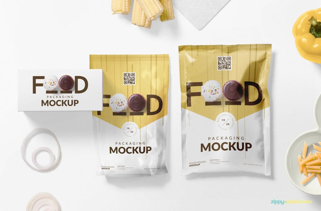Packet-and-sachet-mockup