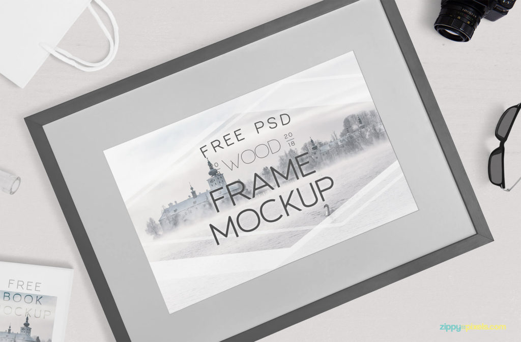 Photography-frame-mockup