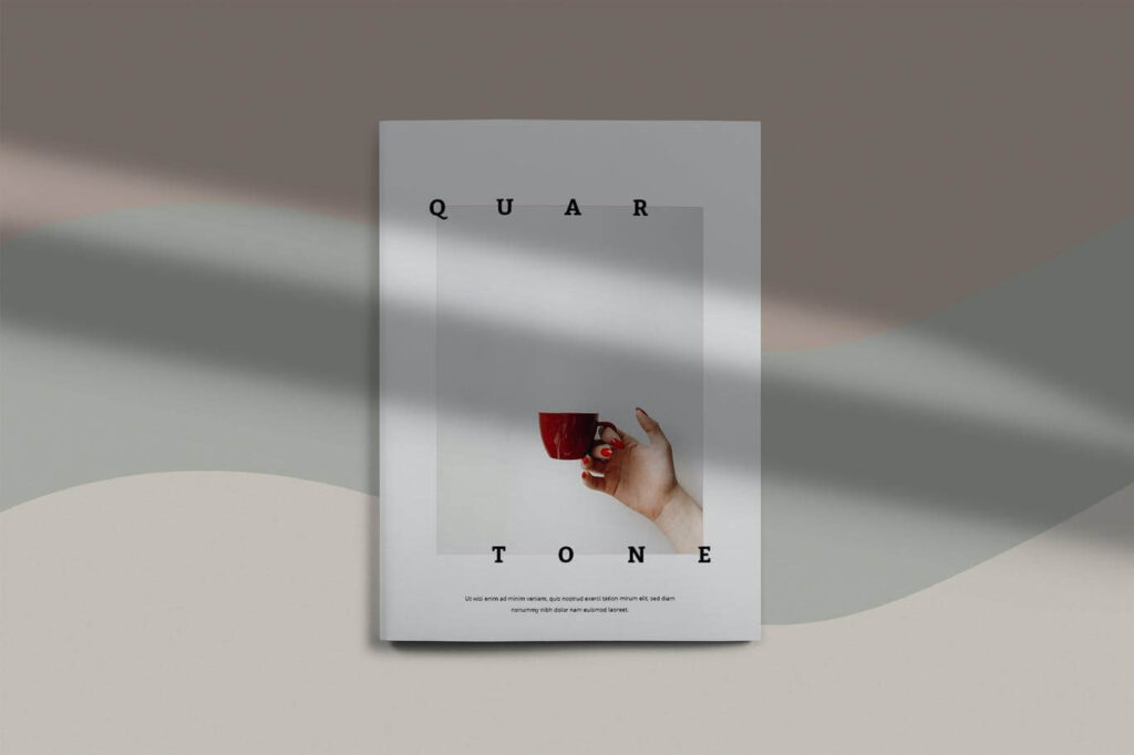 Quartone - Brochure Template