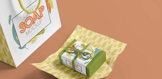 Realistic-soap-packaging-mockup