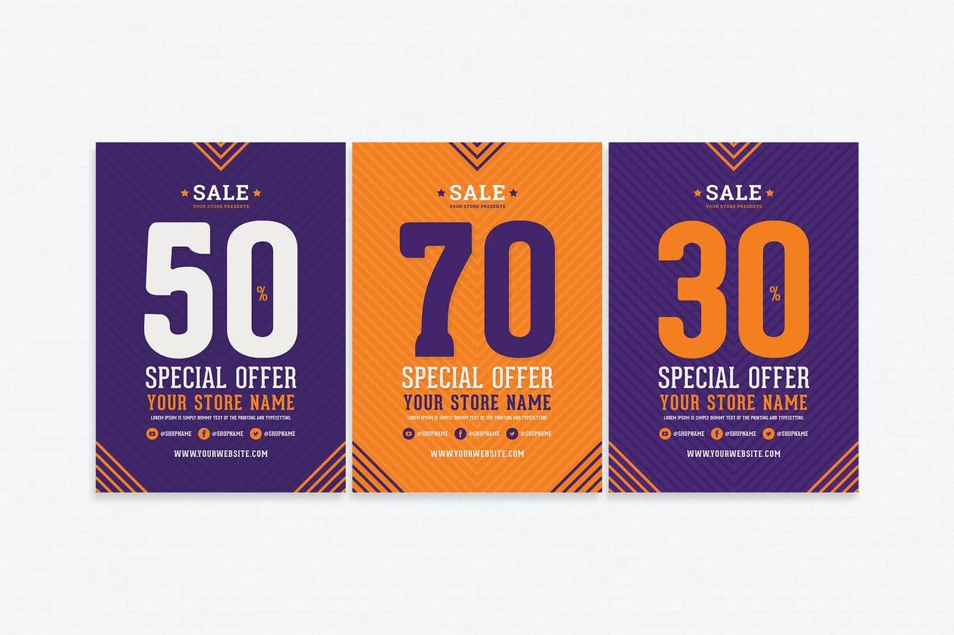 Sale Flyer Template (1)
