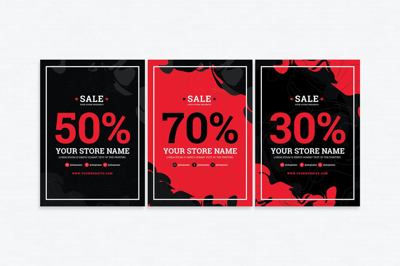 Sale Flyer Template (2)