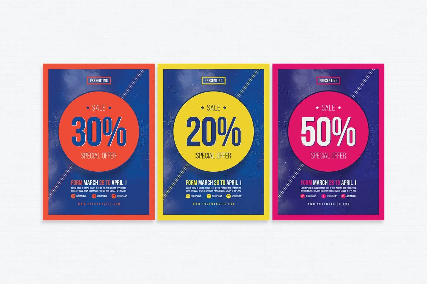 Sale Flyer Template (3)