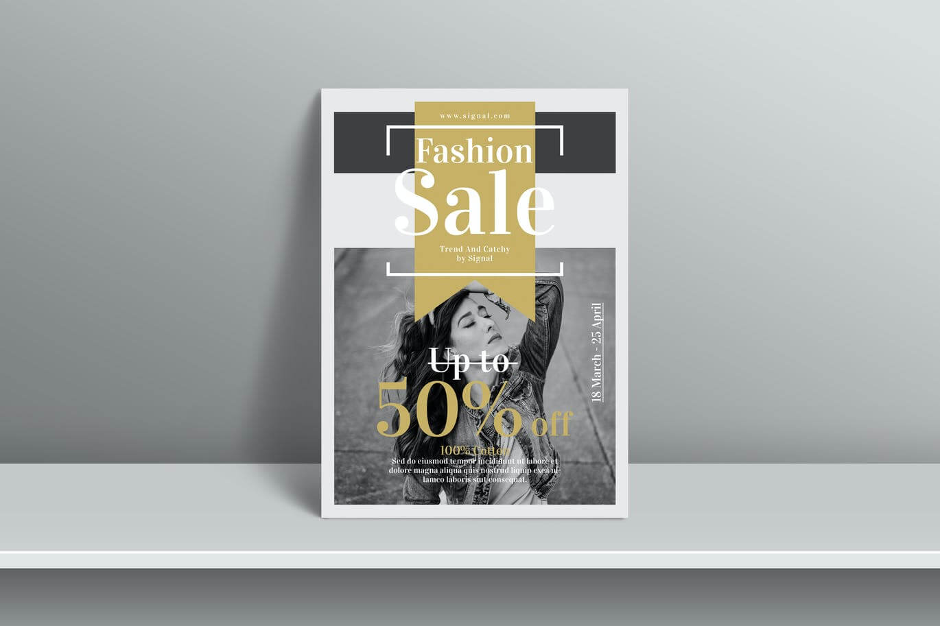 Sale Flyer Template (4)