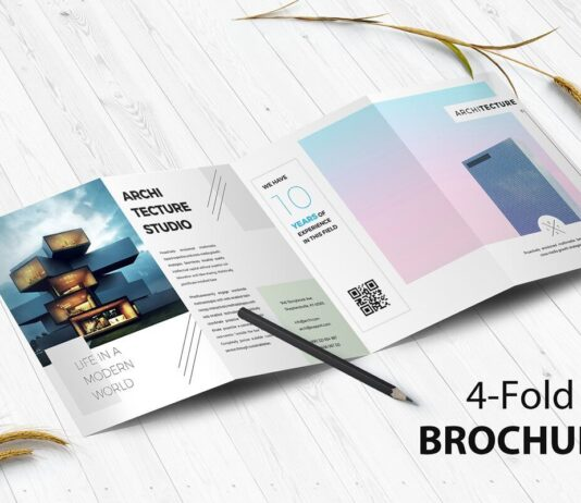 Sign In Architecture 4-Fold Brochure (1)
