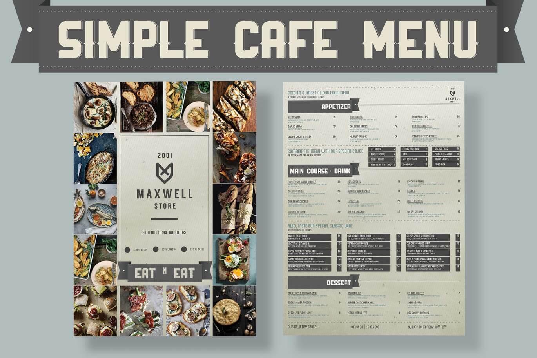 Simple Cafe Menu (1)