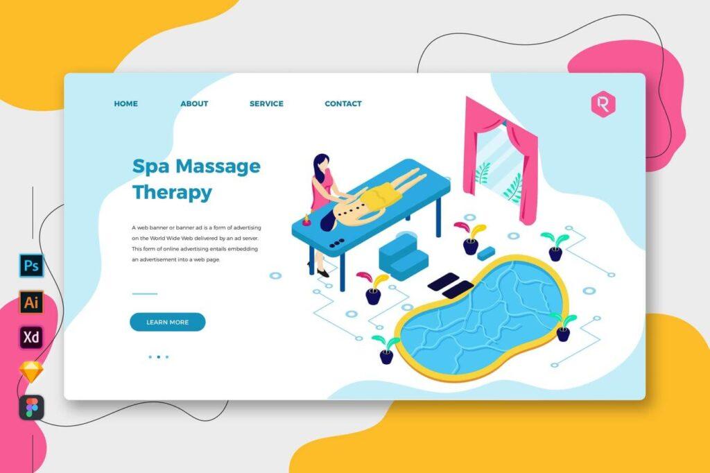 Spa Massage Therapy