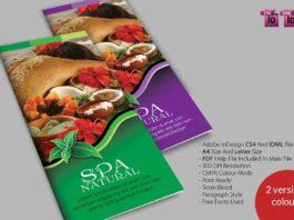 Spa Natural 3fold Brochures (1)