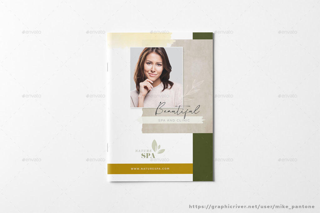 Spa and Clinic 2019 Booklet Brochure
