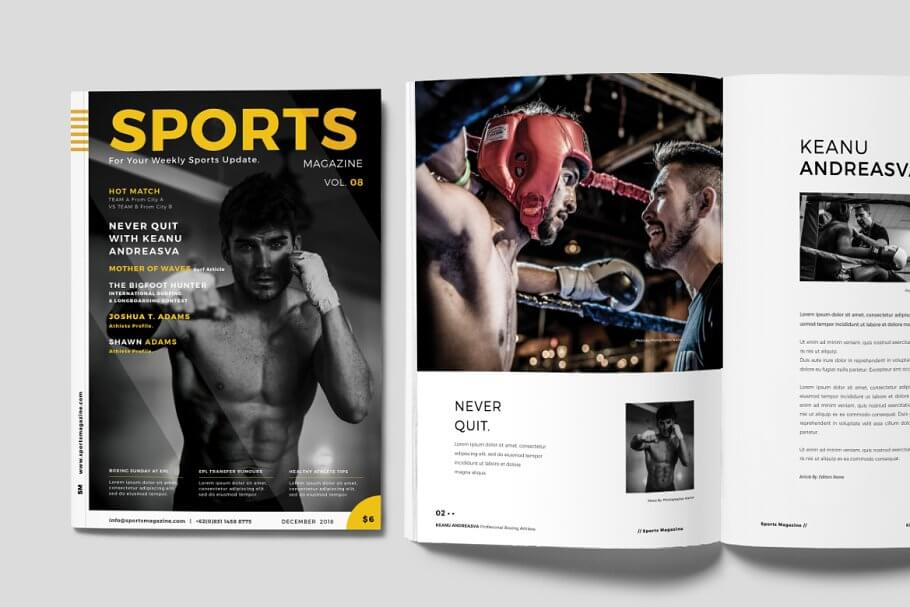 Sports Magazine (2)