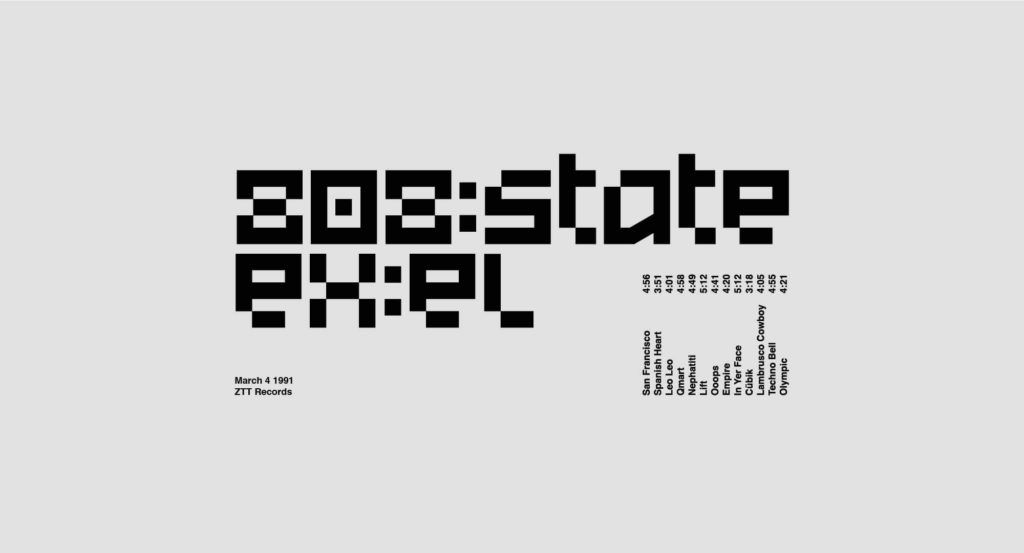 Stopwatch Free Typeface 3