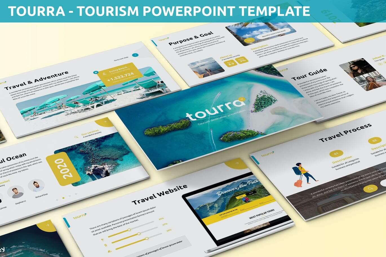 Toura - Tourism Powerpoint Template (1)