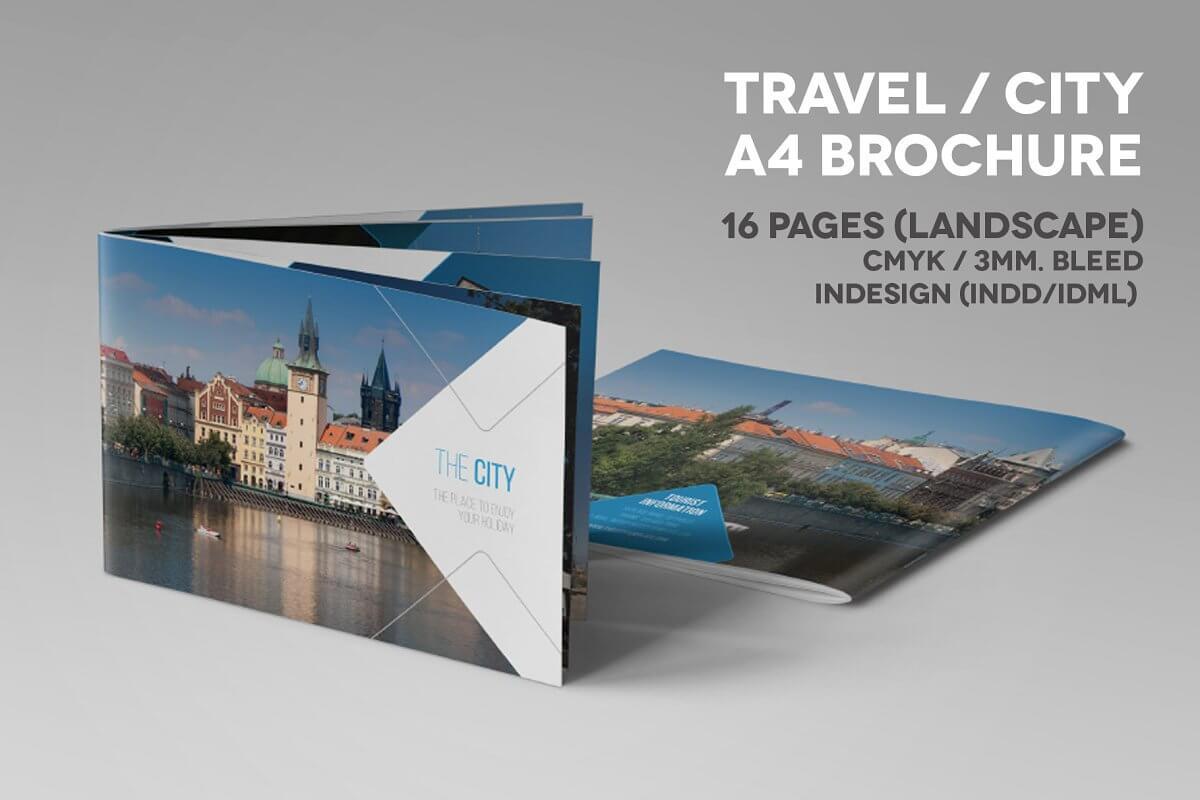 Travel City A4 landscape brochure (1)
