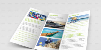 Travel and Tourism Trifold Brochure (1)