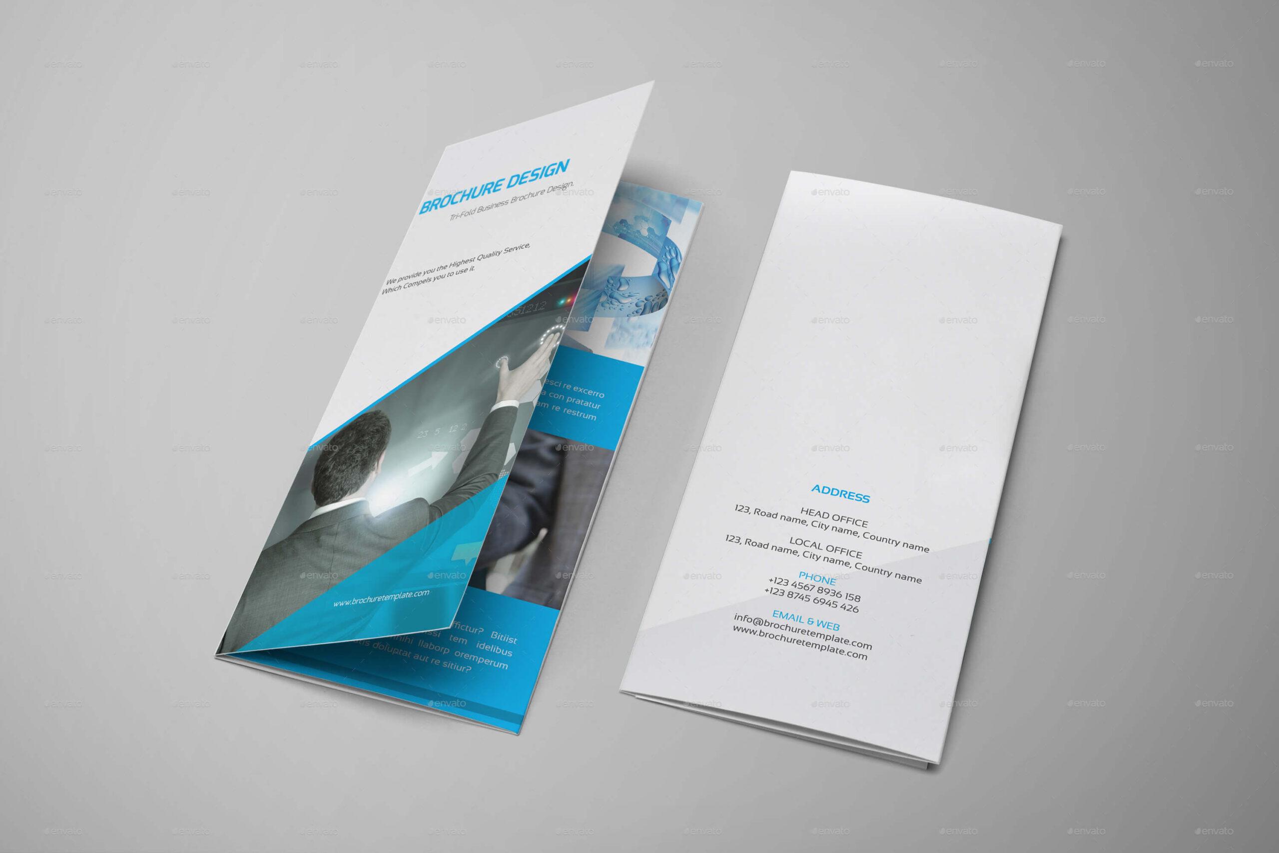 Tri-Fold Brochure Template (2)