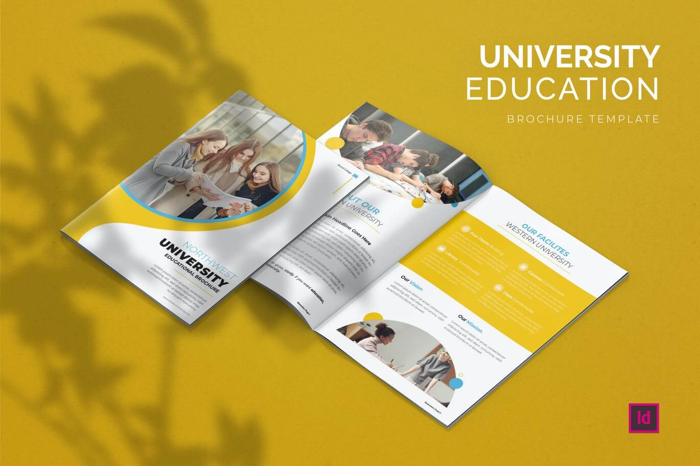 University Educational - Brochure Template (1)