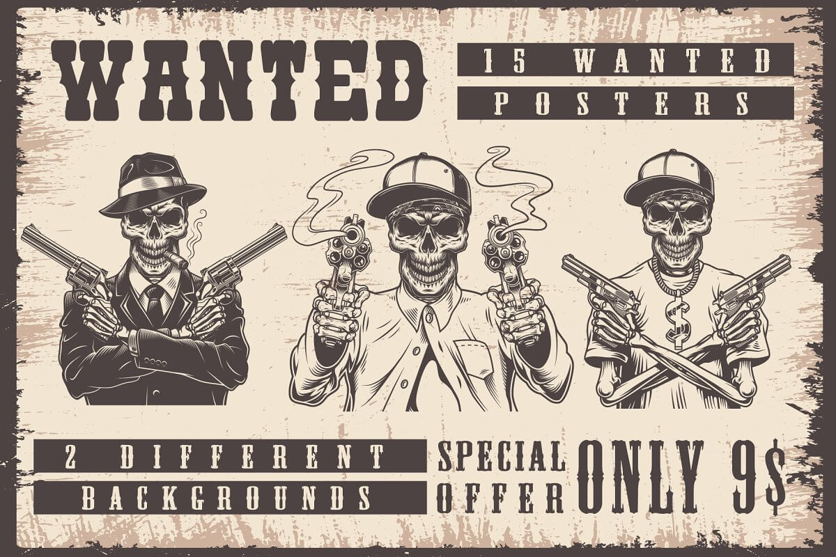 Wanted posters (1)