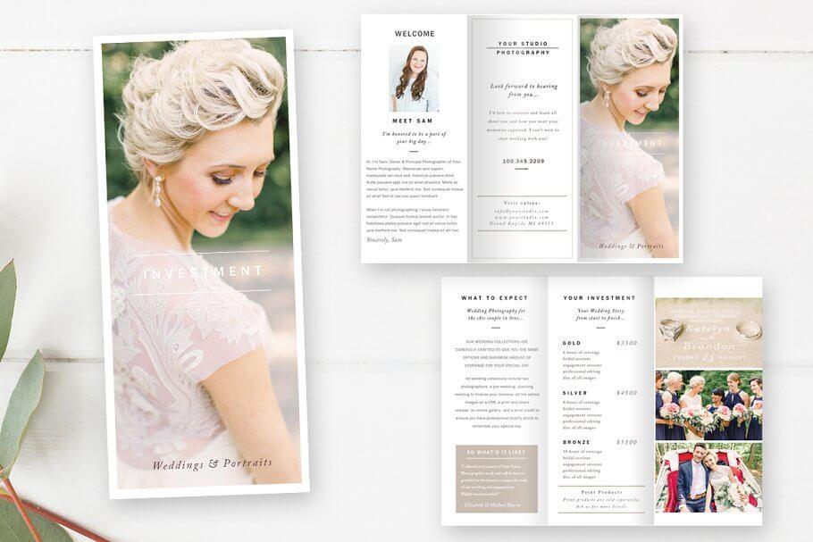 Wedding Photography Brochure (1)
