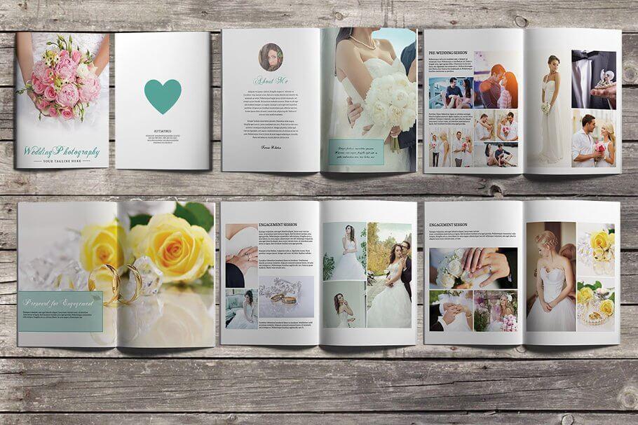 Wedding Photography Brochure Booklet (1)