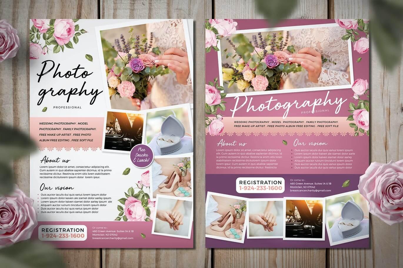 Wedding Photography Flyer (1)