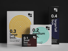 boxes-set-packaging-branding-graphic-free-psd-mockup