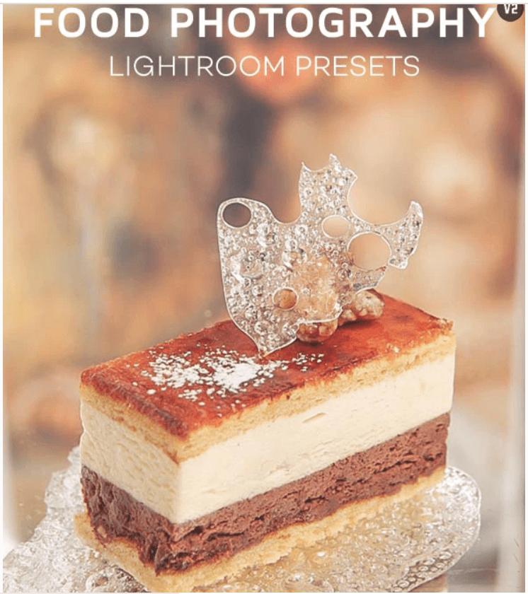 10 Food Photography Lightroom Presets Ver. 2