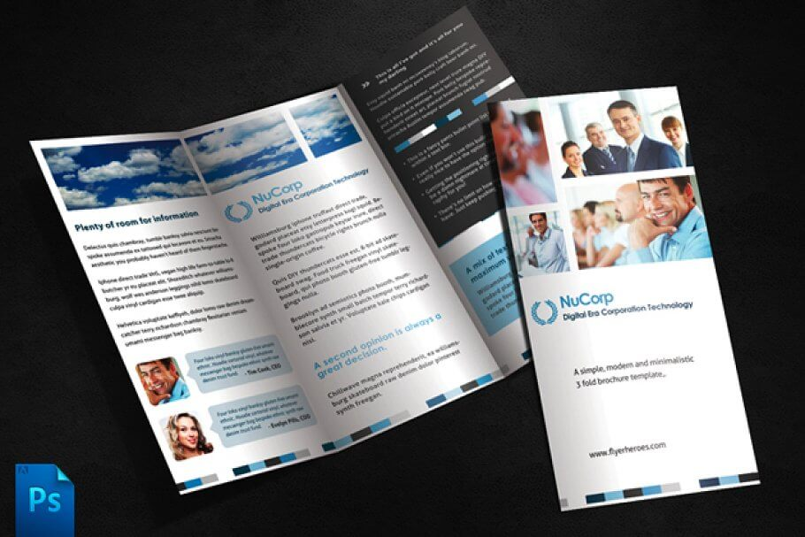 3 Fold Brochure Template (1)
