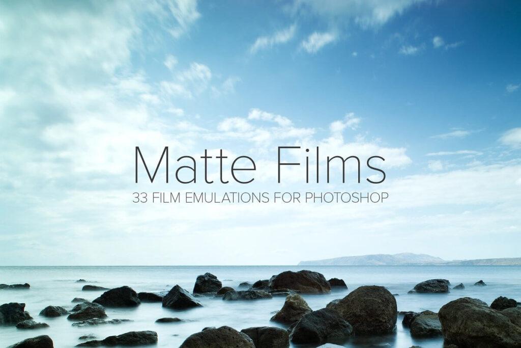 33 Pro Matte Film Actions