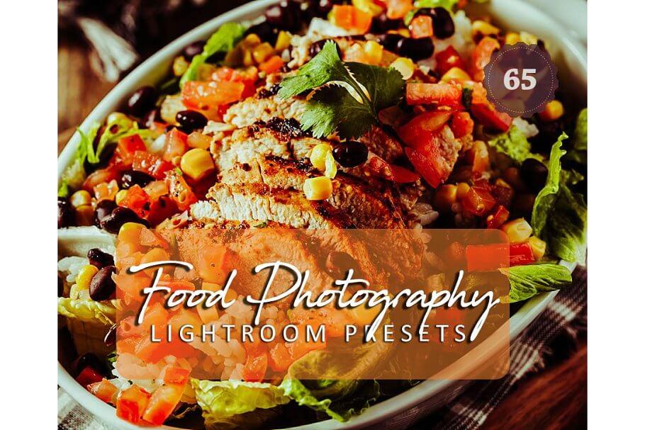 65 Food Photography Lightroom Pr...
