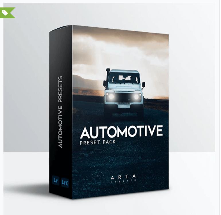 ARTA Automotive For Mobile and Desktop Lightroom