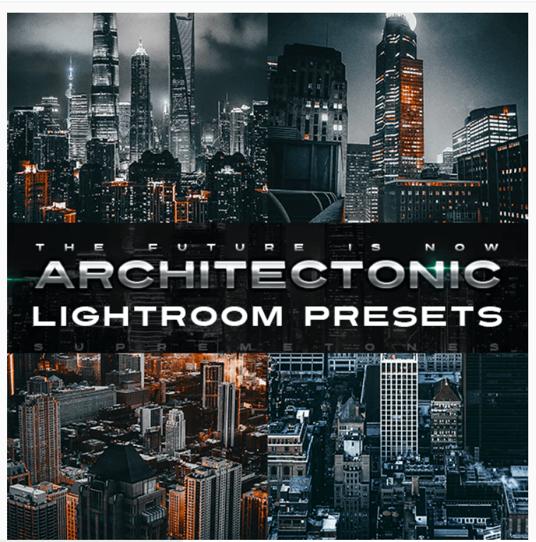 Architectonic Lightroom Presets