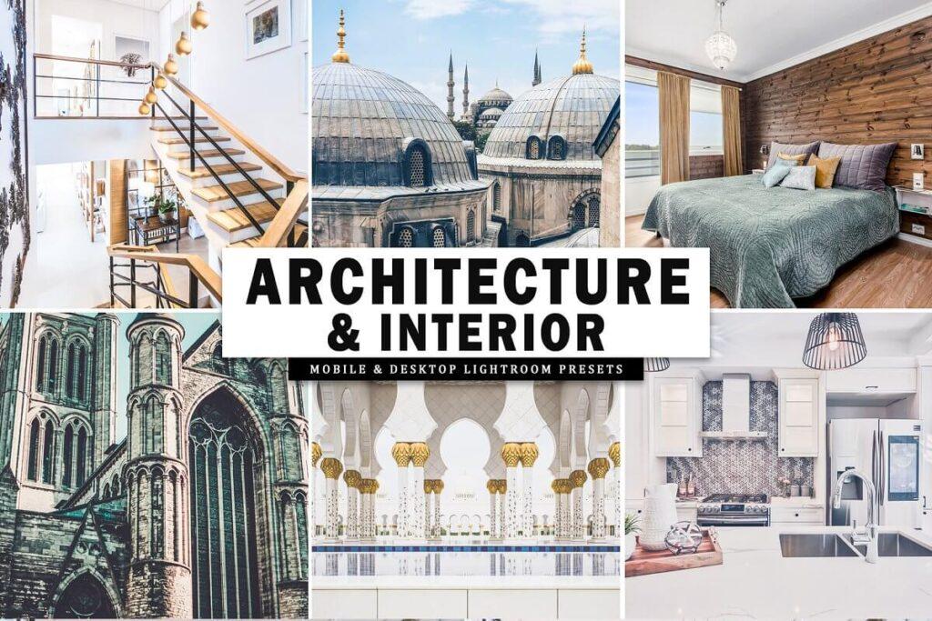 Architecture & Interior Presets