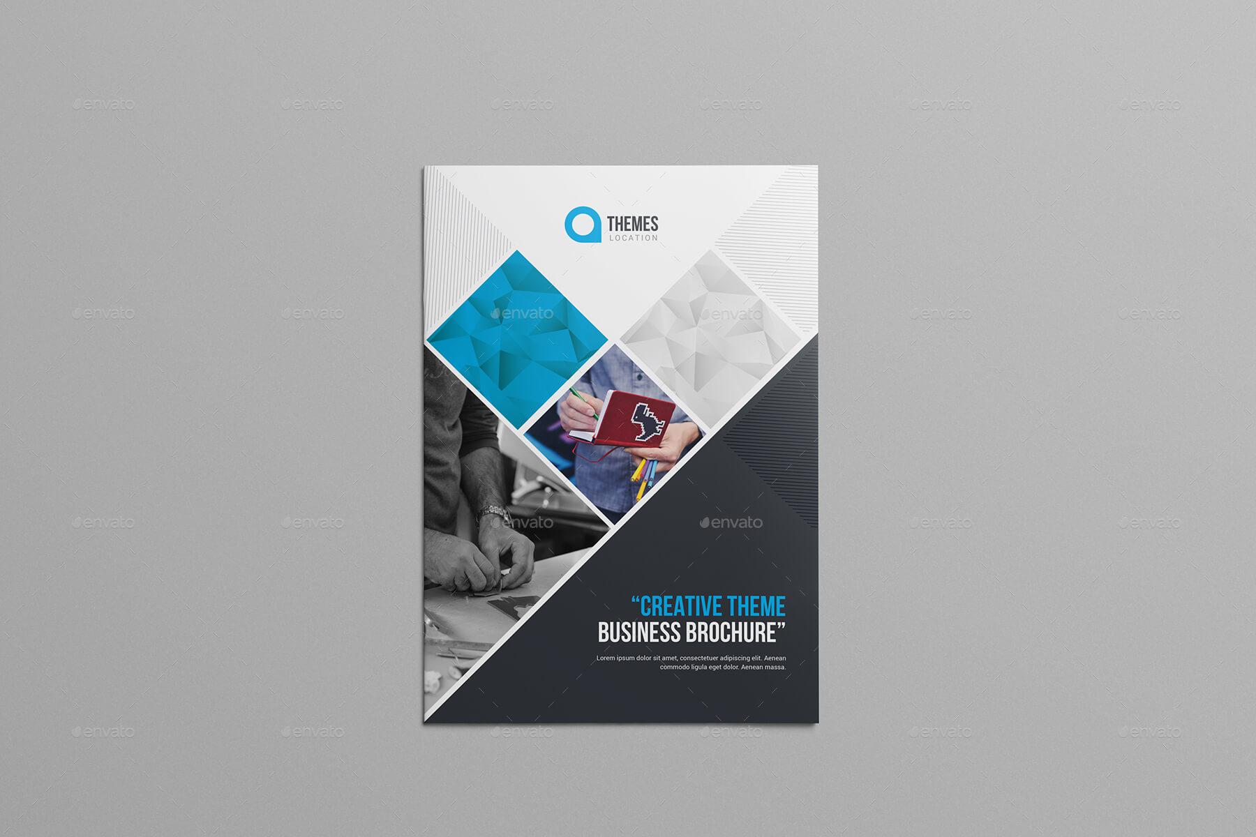 Bi-Fold Brochure Template (2)