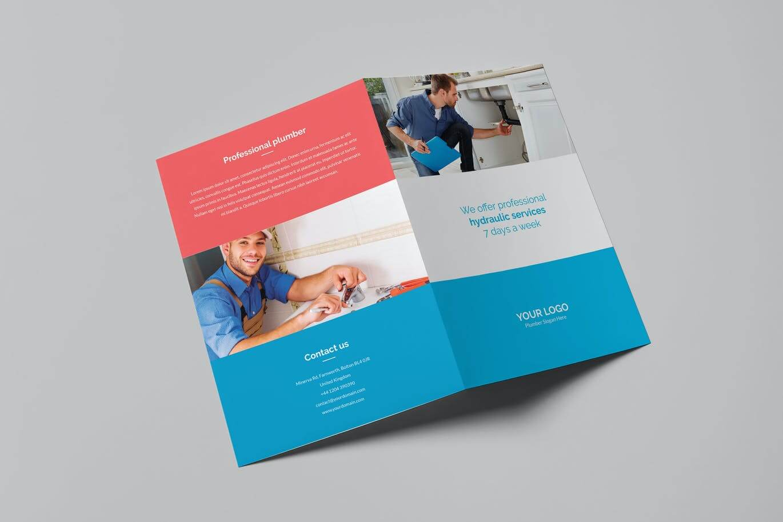 Brochure – Plumber Bi-Fold (1)