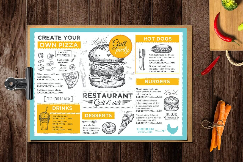 Burger Menu Templates (2)