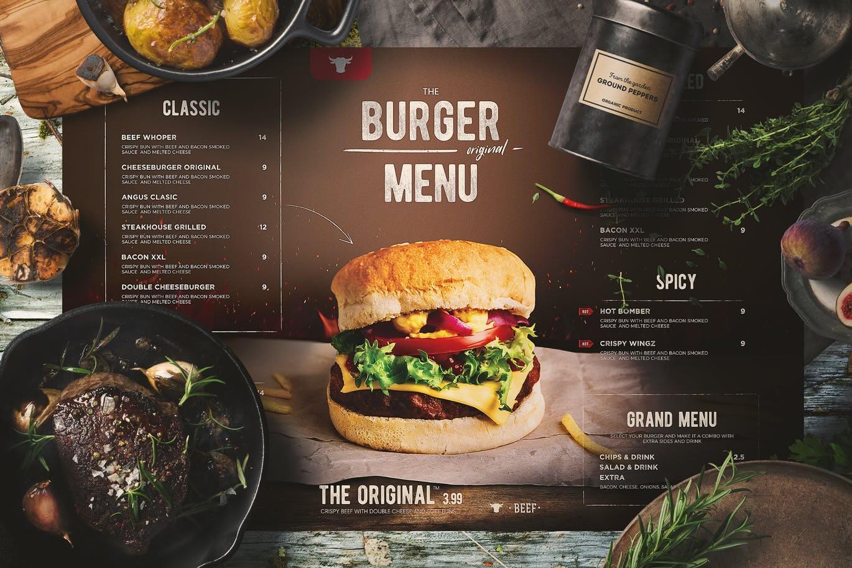 Burger Menu Templates (3)