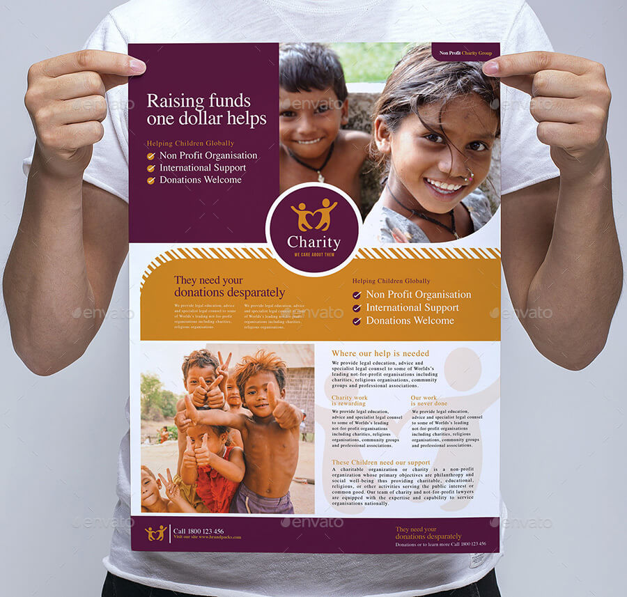 Charity Templates Bundle