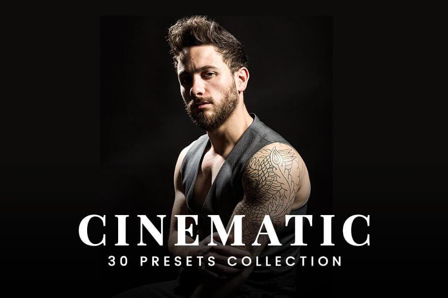 Cinematic - Lightroom Presets