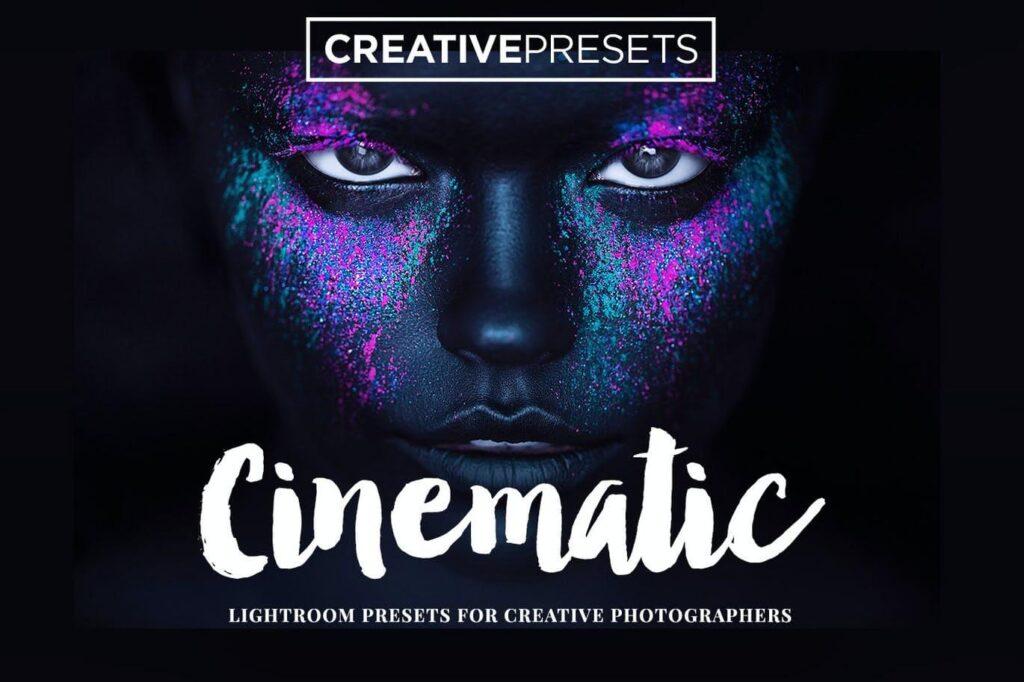 Cinematic Lightroom Presets1