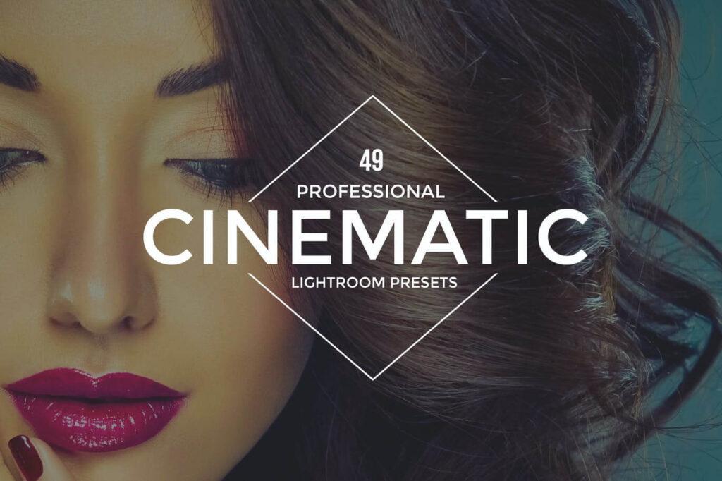 Cinematic Lightroom Presets2