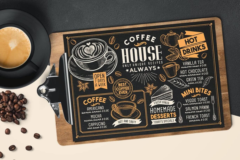 Coffee Menu Template (1)