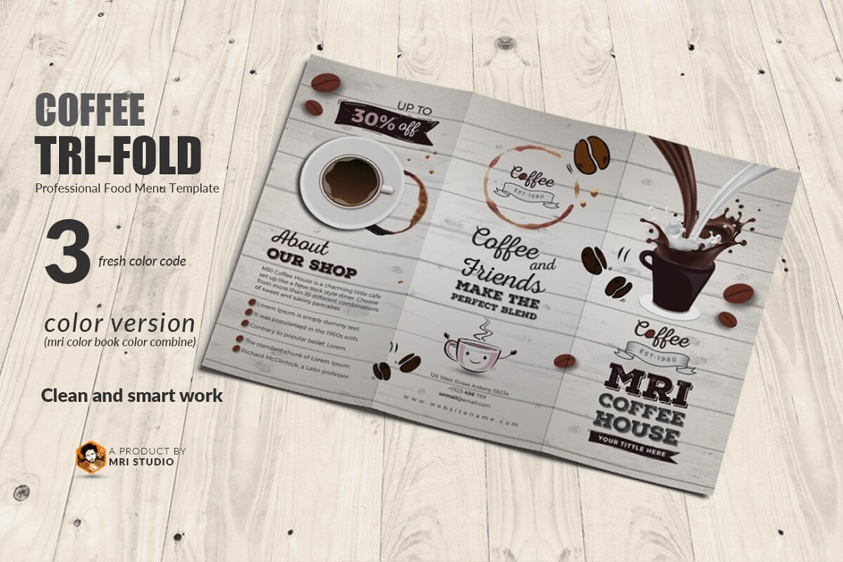 Coffee Menu Trifold (1)